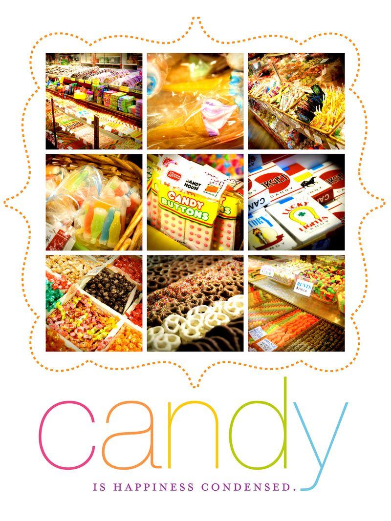 Candyshopcollage
