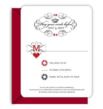 las vegas wedding invitations silverbox creative studio - Las Vegas Wedding Invitations